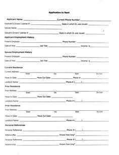 Printable sample letter of intent template form real estate forms printable sample rental application form form https75maingrouprent spiritdancerdesigns Gallery
