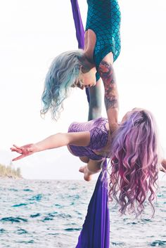 Calvin Hobson Photography - Mermaid/Beach Aerial Shoot