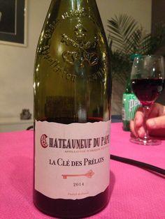 Châteauneuf du Pâpe - la clé des prélats 10/10
