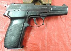 croatian PHP MV 9mm Semi-automatic pistol
