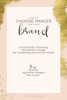 Brand guidelines for choosing Images for Marketing Social Media. There is so much to branding design past the color palette and fonts. Choosing the right images for your branding design is an essential part of expressing a brands personality and speakin Social Media Branding, Branding Your Business, Personal Branding, Creative Business, Business Tips, Business Cards, Graphic Design Tips, Web Design, Blog Design