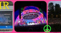 Hollywood Bowl: An LA institution   It Started in LA   www.itstartedinla.com #hollywoodbowl #la #picnic #byo #hair #rain