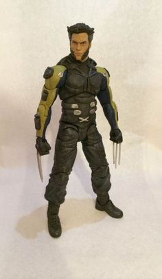 Wolverine (X-Men - Movies) Custom Action Figure