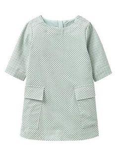 Polka dot shift dress | Gap