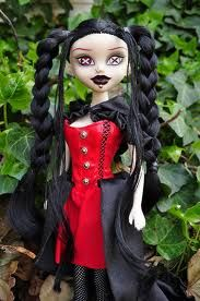 Red Riding Storm begoth Series 5 Crypt Edition