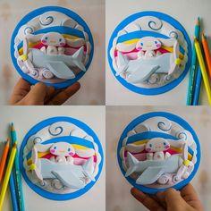 Hello Cinnamoroll  #sanrio #cinnamoroll #cartoon #custom #handmade #gift #illustration #illustrator #paperart  #paperartist #papercut #papercrafting #custompapercut #folding #papercraft #handcut #instaart #hobby #cute #kawaii #greetingcard #art #decor #walldecor