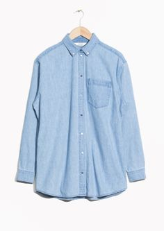 & Other Stories | Oversized Denim Shirt