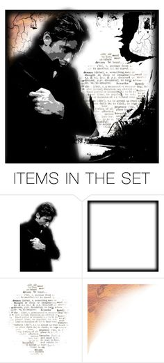 """""""I'm Thinking Of You That's All I Do, All The Time"""" by nightowl59 ❤ liked on Polyvore featuring art"""