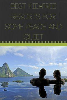 #travel #couples #honeymoon #destinations #resorts #romantics #no #kids #inspiration #paradise