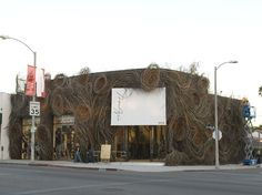 Just For Looks: Patrick Dougherty