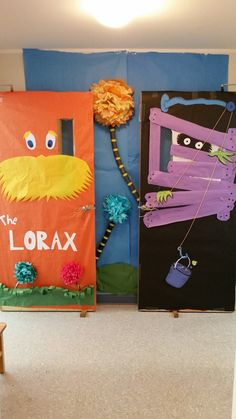 To celebrate Read Across America Day and Dr. Suess' birthday our classrooms are decorating their doors and having a week's worth of...