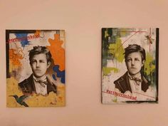 e 2 Original oil painting on canvas 2020 Oil Painting On Canvas, Famous People, Icons, Portrait, The Originals, Art, Art Background, Headshot Photography, Symbols