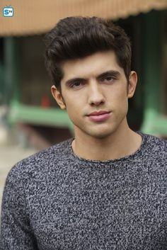 Carter Jenkins as (Rainer) #FamousInLove