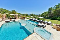 Amazing holiday house only 6 km from the center of Ibiza with incredible views