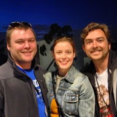 Brother and I with GILLIAN JACOBS #Community
