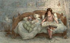 A bedtime story by ArtGalla  Галина Егоренова