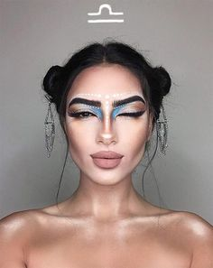 Makeup Looks for Every Zodiac Sign: Libra  #makeup #beauty