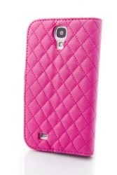 "Samsun Galaxy S4 ""Amante Quilt"". Cool!"