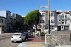 Nob Hill area of San Francisco