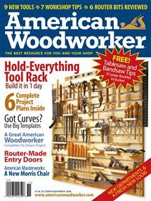Hold-Everything Tool Rack Get organized fast with easy slat construction and versatile hangers. By David Pickard Whether you have an exquisite collection of antique tools or the latest in high-tech gear, this versatile wall rack stores them all within easy reach. It's easy to build and adapts to fit virtually any wall space. The 48″ by 48″ rack shown here is made from poplar, but any hardwood or combination of …
