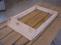 If you want to add bees to your garden: bee hive equipment building tutorials and dimensions.