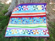 Quarter Yard Baby Quilt Pattern | Oh baby, I love you sew!