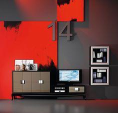 Salón Uno de 15 - Catorce 14 - Living Room One of 15 - Catorce 14