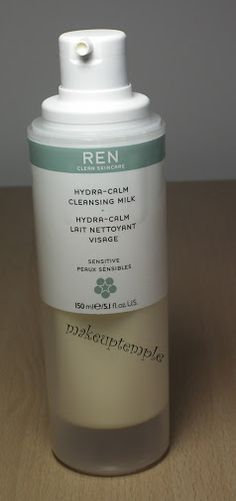 Skin Care:Hydra-Calm Cleansing Milk + more . Check out our website for a ton of great skincare information.