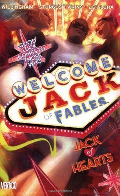 Jack of Fables Vol. 2: Jack of Hearts by Bill Willingham. $10.19. Publisher: Vertigo (October 3, 2007). Author: Matthew Sturges