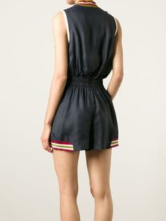 Jean Paul Gaultier Vintage Junior Gaultier playsuit