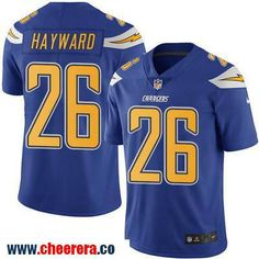 Men's San Diego Chargers #26 Casey Hayward Royal Blue 2016 Color Rush Stitched NFL Nike Limited Jersey