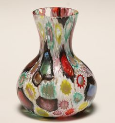 murrina vasi red : ... + images about glas on Pinterest Glass vase, Vase and Murano glass