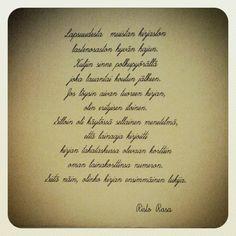Runoilija Risto Rasan muistoja lapsuuden kotikaupunki Vaasan kirjastosta