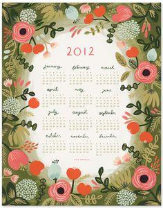 """Me llamo"""" 2012"""" aunque todos me conocen con el poco original nombre de  """"el año que entra""""."""