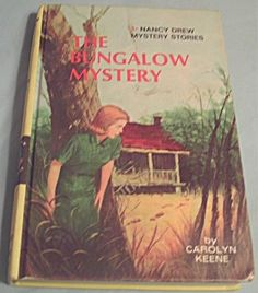 1960 Nancy Drew number 3   THE BUNGALOW MYSTERY by 1kingsdaughter