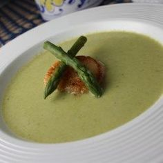 Cream of Fresh Asparagus Soup II - Allrecipes.com