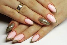 Stylish Fall Nail Designs 2016 And Modern Art Cute Pink Nails