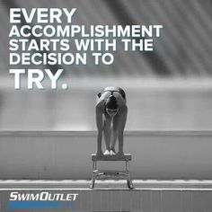 Swim Quote and Motivation