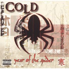 Cold - Year of the Spider [Explicit Lyrics] (CD)