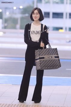 Snsd Fashion, Young Fashion, Asian Fashion, Girl Fashion, Fashion Outfits, Style Fashion, Fashion Tips, Yoona, Sooyoung