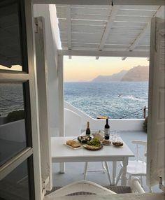 European Summer, Italian Summer, French Summer, Santorini Island, Santorini Greece, H & M Home, Northern Italy, Travel Aesthetic, Summer Aesthetic