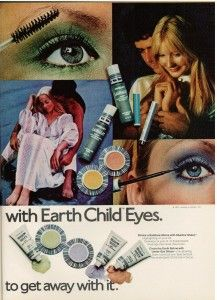 Yardley of London Goes Earth Child in 1971  