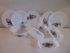 Glass Baking Dish, Pyrex, Spoon, Collections, France, Memories, Dishes, Fruit, Tableware