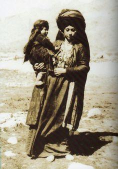 Kurdish Mother with Child (1893)