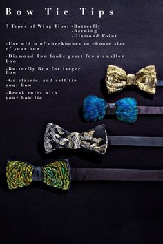 Bow Ties vs. The Tie Sharp Dressed Man 076b16aa473a