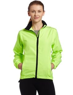 Canari Cyclewear Women's Tour Jacket Cycling Jacket (Killer Yellow, Large) *** Check out this great product.