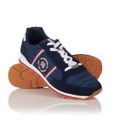 af2ff266702b9b  superdry Superdry men s Fuji running trainers. A pair of trainers  featuring a tri-