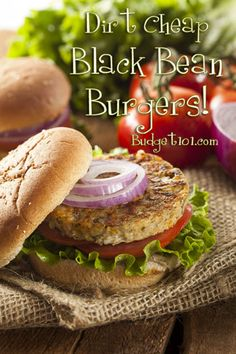Black Bean Burger 15-oz can black beans, drained and rinsed (or white beans, or a mix of the two) 1/4 cup dried breadcrumbs 1 large egg, beaten 2 tbs dried onion flakes 1 tsp worcestershire sauce 1/2 tsp ground black pepper 1 tbs canola oil