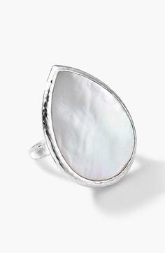 Ippolita 'Polished Rock Candy' Large Teardrop Ring | Nordstrom