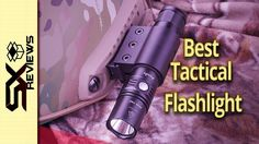 Best Tactical Flashlight 2017? 3 Best Tactical Flashlight Reviews https://youtu.be/DomuXwdS45g